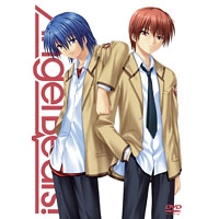 天使的脈動 Angel Beats! DVD VOL-3