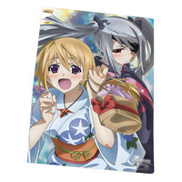 IS2 (Infinite Stratos2) 雙層L型資料夾 (1)