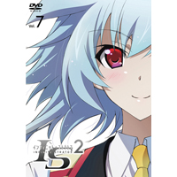 IS2 (Infinite Stratos 2) VOL.7 DVD+收藏盒(3片裝)(完)